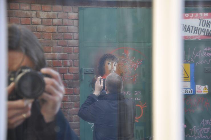Shoreditch Street Art Tours, 10 years, Graffoto, Cancer Sell, HowAboutNo, Stef, Hoodacious, Shellshock, Bravo99, London