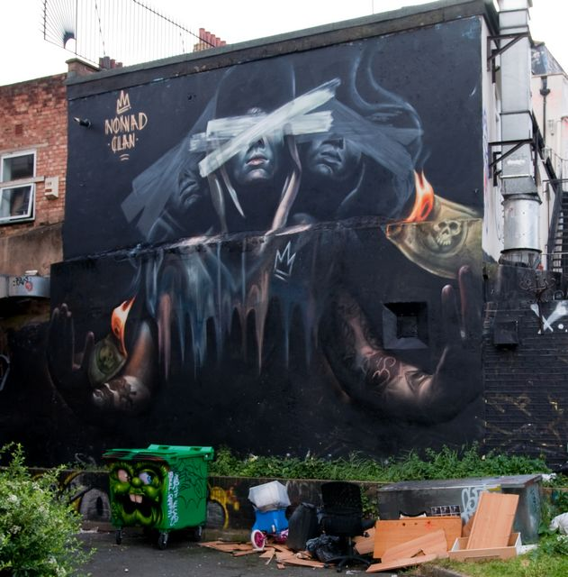 Street Art, Shoreditch, London, Graffiti, Tours, Meeting Of Styles UK 2018, Nomadic Community Gardens, Jim Vision, Xenz, Fanakapan, Voyder, Kaes, Core, Irony, Samer, Aches, Woskerski, Carleen De Sozer, Candie Bandita, Minto, Tom Blackford