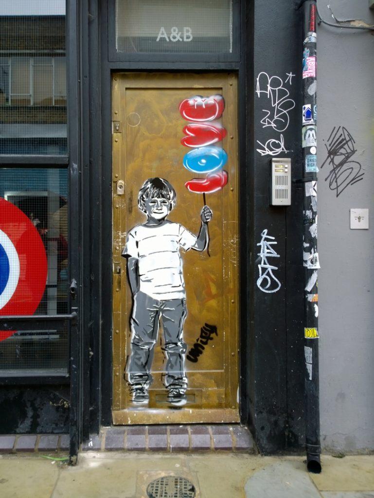 Shoreditch, London, Street art, Shoreditch Street Art Tour, Shoreditch Design Triangle, London Design festival, London street art tour, OnRedchurch, Redchurch St
